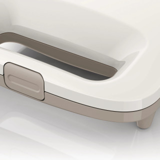 Sandwich-Maker Philips Daily Collection HD2395/00 820W White Philips - 2
