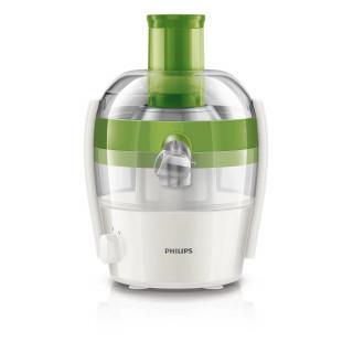 Storcator de fructe si legume Philips Viva Collection HR1832/52 500W Recipient suc 0.5l Green Philips - 1