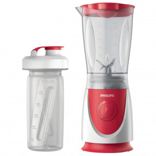Mini blender Philips Daily Collection HR2872/00 350W 0.6l 1 Viteza Red Philips - 1