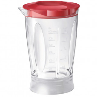 Mini blender Philips Daily Collection HR2872/00 350W 0.6l 1 Viteza Red Philips - 6