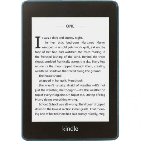 eBook Reader Kindle Paperwhite 2018 300 ppi Rezistent la apa 8GB Blue Amazon - 1