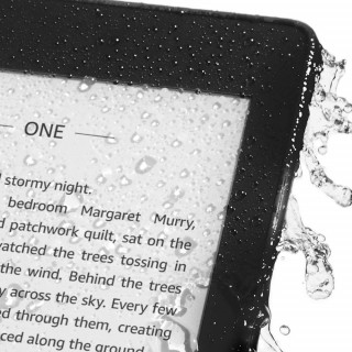 eBook Reader Kindle Paperwhite 2018 300 ppi Rezistent la apa 8GB Blue Amazon - 3