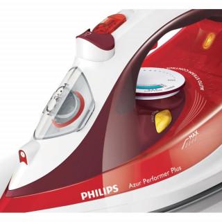Fier de calcat Philips Azure Performer Plus GC4516/40 Talpa SteamGlide Plus 2400W 0.3l 190 g/min Red Philips - 1