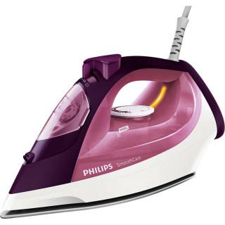 Fier de calcat Philips Smooth Care GC3581/30 Talpa EasyFlow Ceramic 2400W 0.4l 170g/min Functie curatare Calc Clean Mov Philips