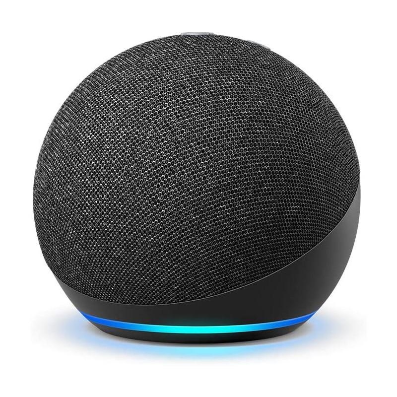 Boxa Inteligenta Amazon Echo Dot 4 Gen cu Alexa Charcoal Amazon - 1