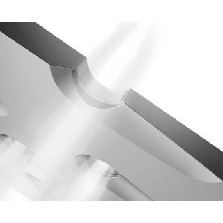 Fier de calcat Philips Azur GC4543/30, Talpa SteamGlide Plus, putere 2500 W, 210 g/min, Quick Calc Release, Alb/Mov Philips - 5