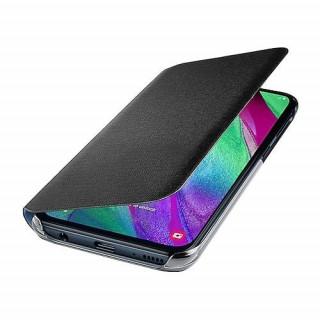 Husa tip Book Samsung Wallet Cover EF-WA405PBEGWW Galaxy A40 (2019) Neagra Samsung - 3
