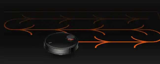 Aspirator robot Xiaomi SKV4109GL Mi Robot Vacuum Mop Pro Google Assistant&Alexa White
