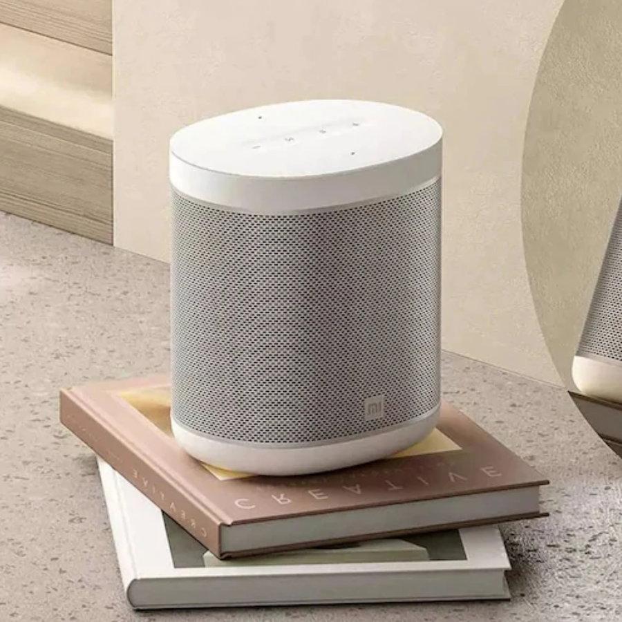Boxa Smart Xiaomi cu asistenta Google Nest QBH4190GL chromecast audio White 2