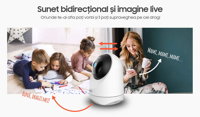 iHunt Smart Camera C200 WIFI 5