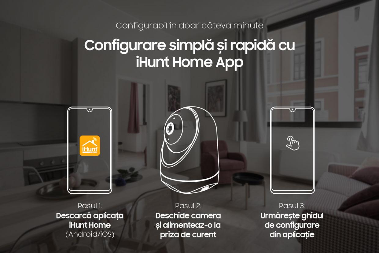 iHunt Smart Camera C200 WIFI 8