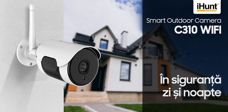 ihunt Smart Outdoor Camera C310 WIFI 1