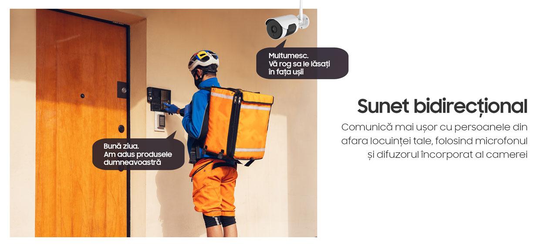 ihunt Smart Outdoor Camera C310 WIFI 6