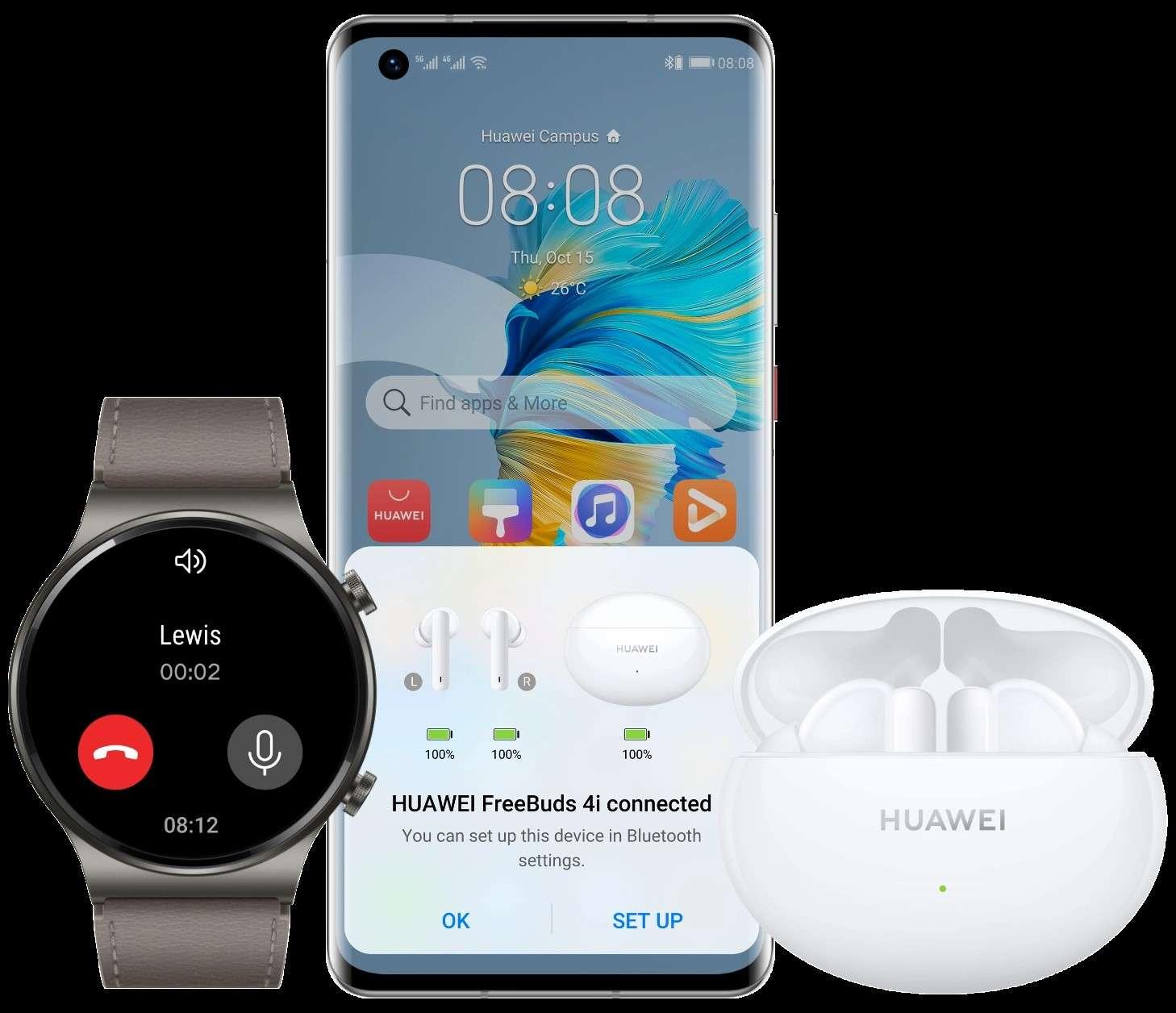 Huawei Freebuds 4i Pret_6