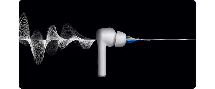 Casti Bluetooth Huawei Freebuds 3i Carbon White