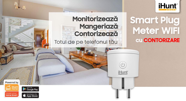 priza iHunt Smart Plug Meter WIFI 1