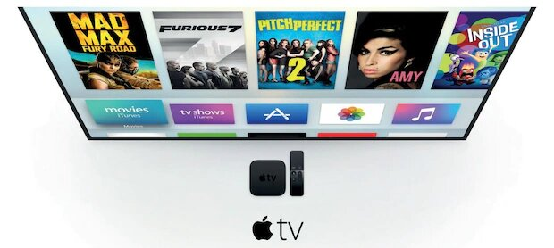 Apple TV 32GB generatia 4 1