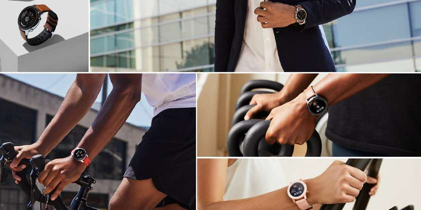 Smartwatch Xiaomi Huami Amazfit GTR 47mm Stainless Steel 1