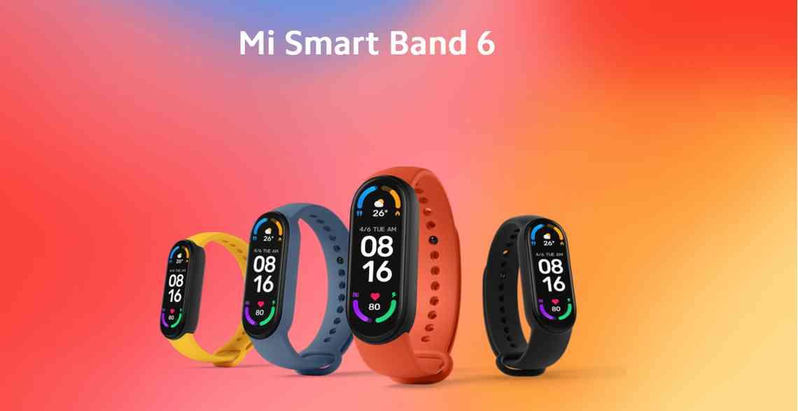 Mi Smart Band 6 2