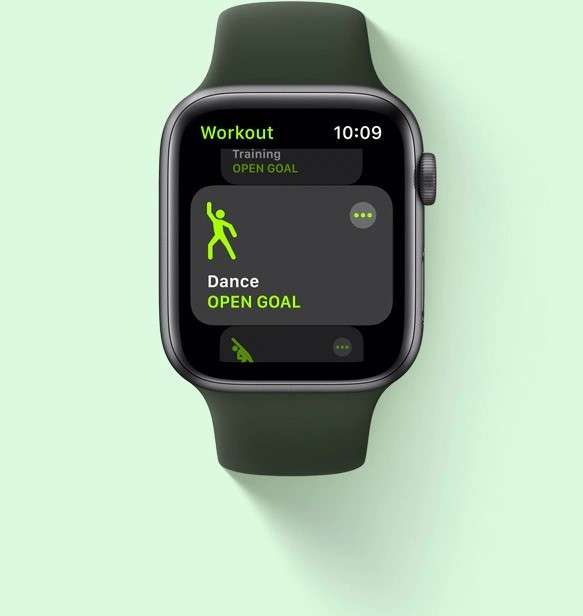 apple watch SE gold 3