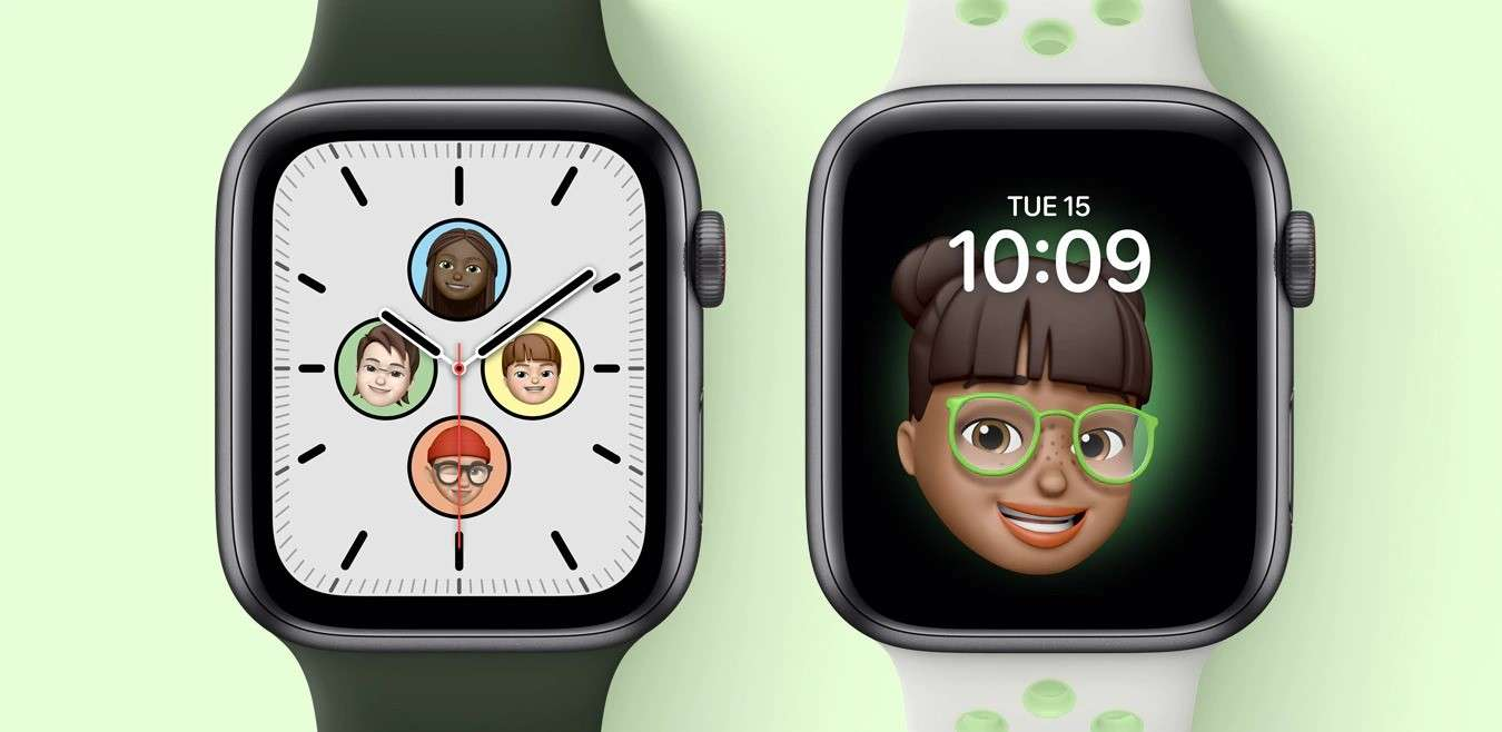 apple watch SE gold 11