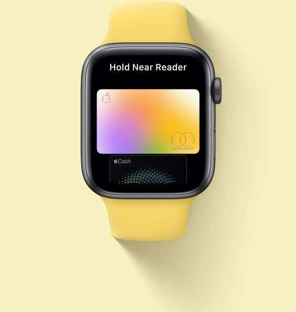 apple watch SE gold 12