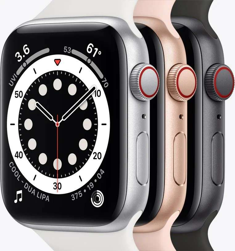 apple watch SE gold 13