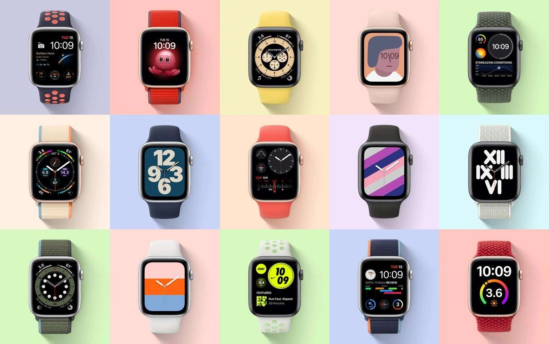 apple watch SE gold 14