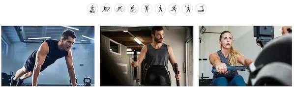 Bratara fitness Huawei Band 4 Sport Band Graphite Black 8