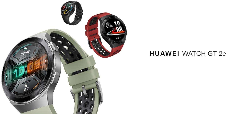 Smartwatch Huawei Watch GT 2e 46mm Red 1