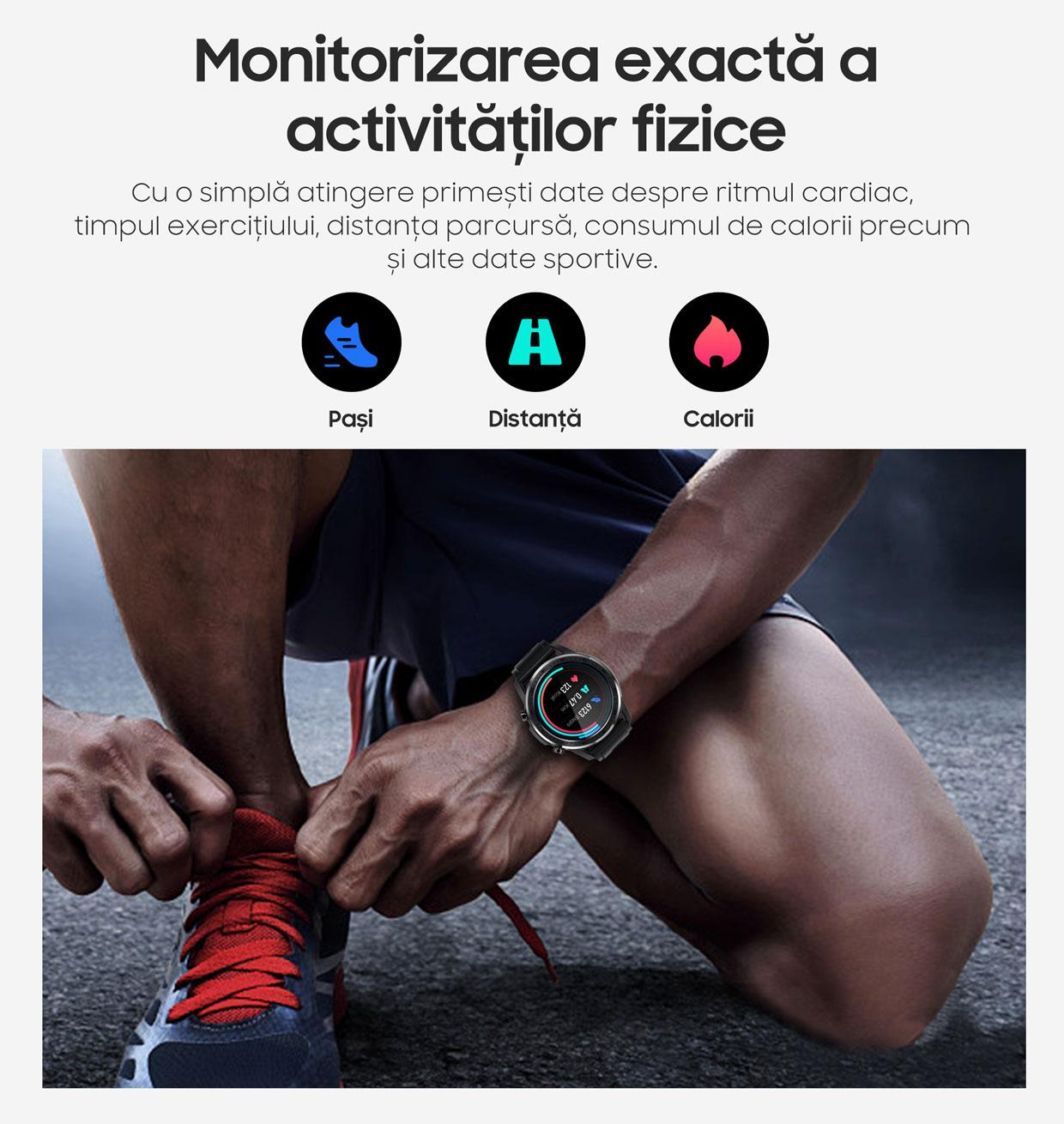 smartwatch Watch 3 Titan Black 10