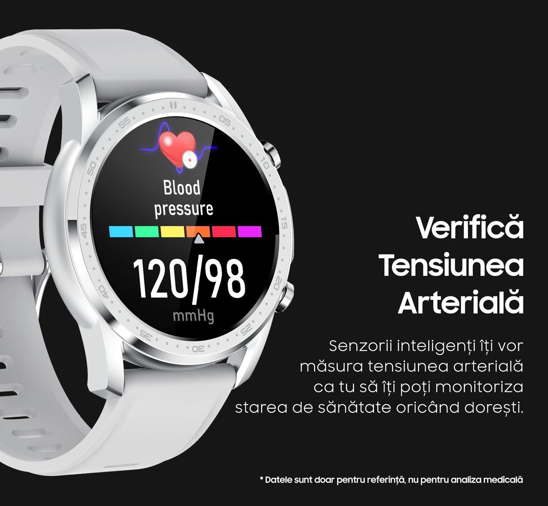 smartwatch Watch 3 Titan Black 5
