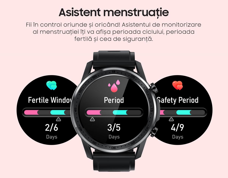 smartwatch Watch 3 Titan Black 7
