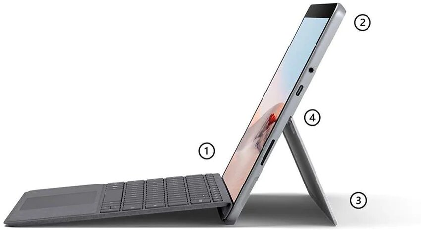 tableta microsoft surface go 2 5