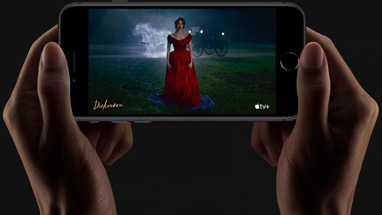 iPhone SE 2020 128GB Black 9