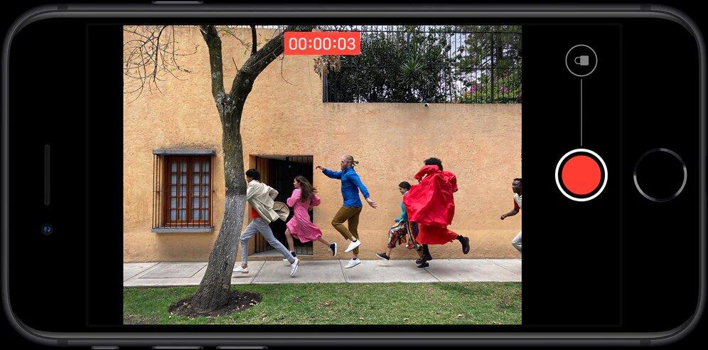 iPhone SE 2020 128GB Black 7