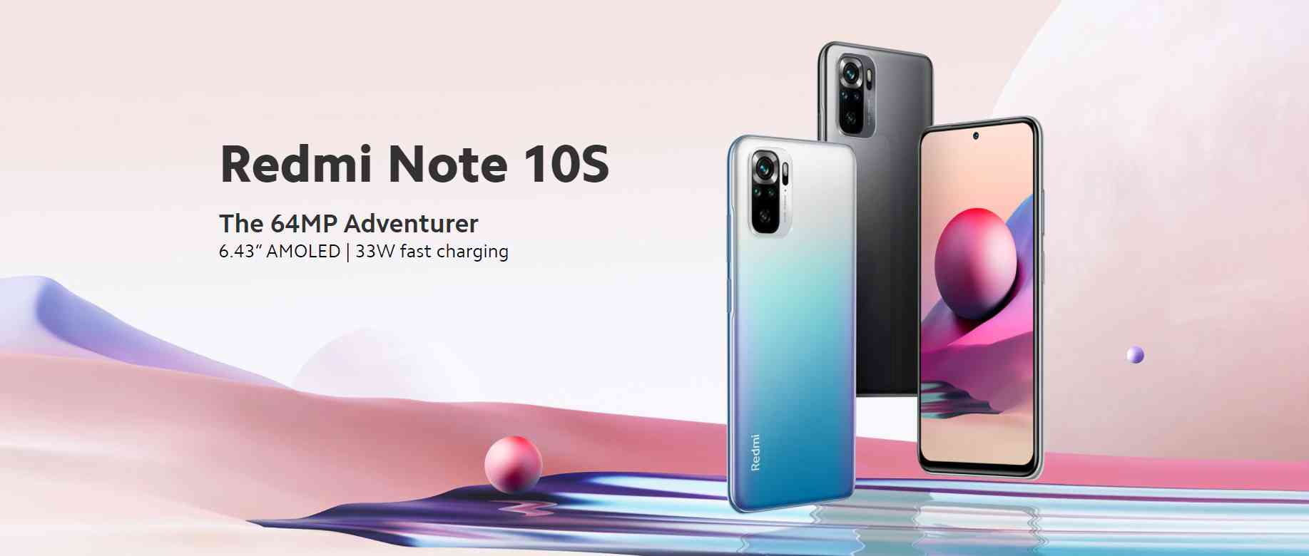 Redmi Note 10S 1