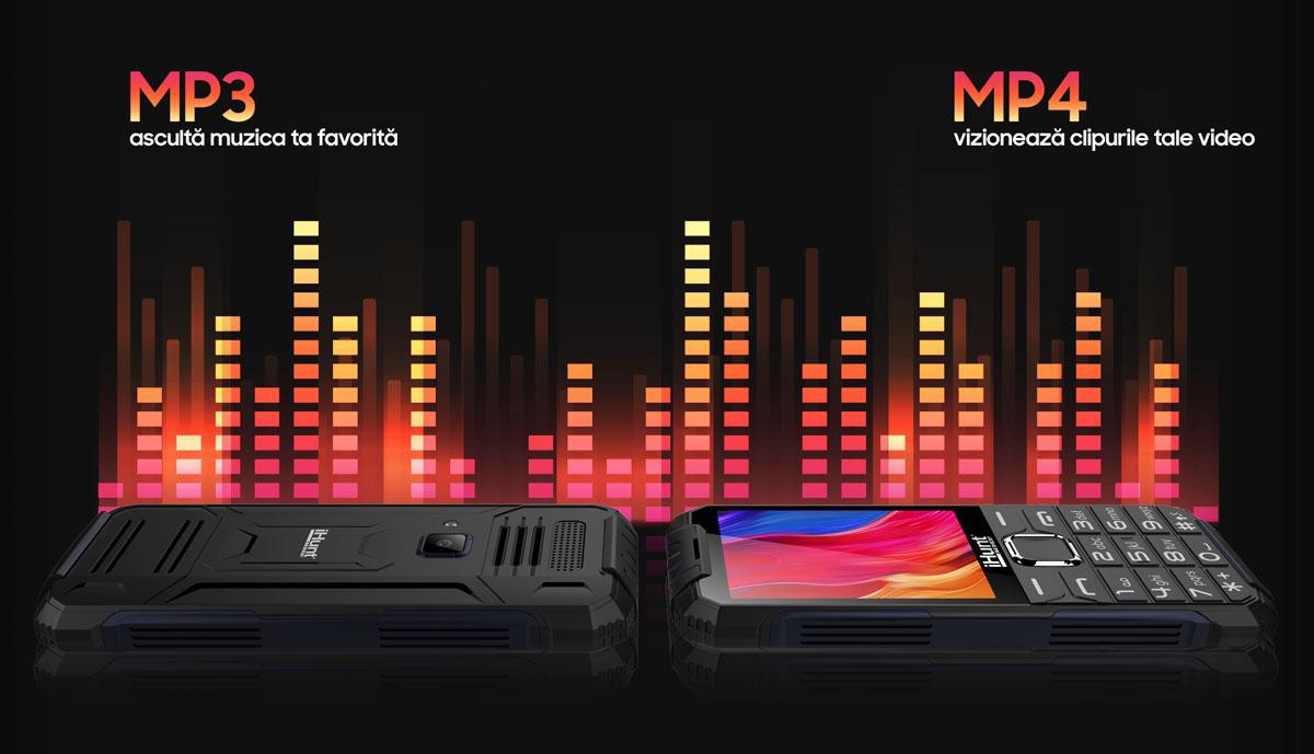 Telefon Mobil iHunt i1 3G 2021 Black 2