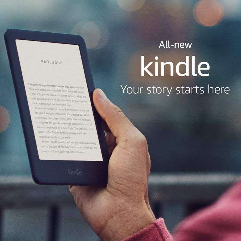 eBook Reader Kindle Touch 2019_1