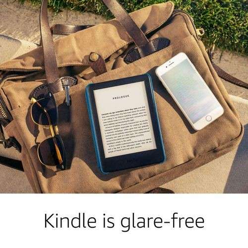 eBook Reader Kindle Touch 2019_3