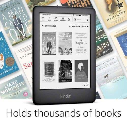 eBook Reader Kindle Touch 2019_2
