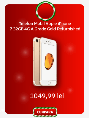 Telefon Mobil Apple iPhone 7 32GB 4G A Grade Gold Refurbished